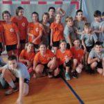 Pobede dečaka na Mini ligi i odigrano novo kolo mini rukometa na DIF-u